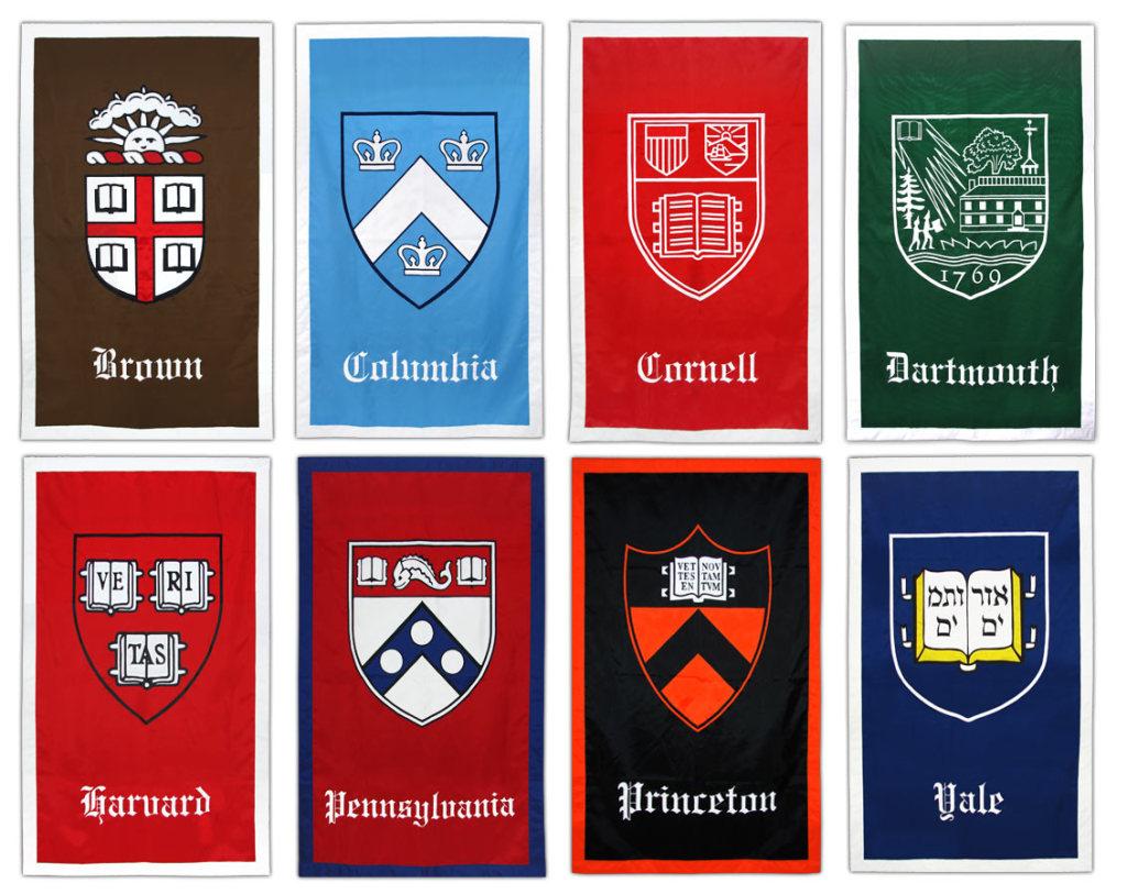 Die Ivy League besteht aus acht der prestigeträchtigsten Universitäten der Welt.